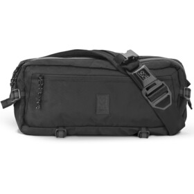 Chrome Kadet Nylon Messenger Bag blckchrm